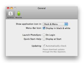 «PhotoSync for Mac»